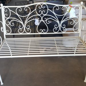 Metal Garden Bench Seats