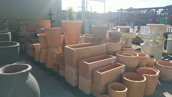 Massive range of terracotta plant and garden pots