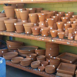 Italian Terracotta Pots