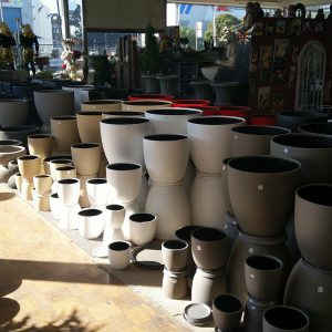 Huge Range of Lightweight Fibreglass Pots