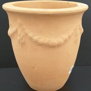 Verona Terracotta Garland Pot