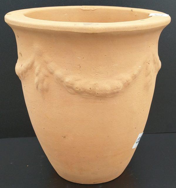 Verona Terracotta Garland Pot