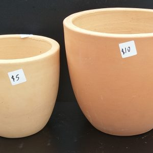 Terracotta Egg Pots
