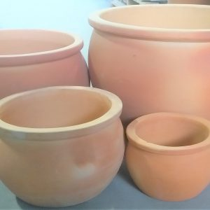 pots all sizes