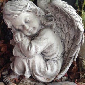 Sleeping Girl Angel