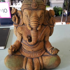 Ganesh Concrete Statue