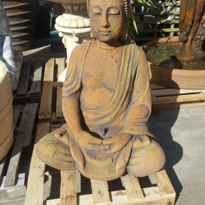 XL Concrete Thai Buddha