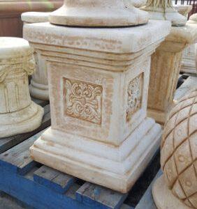 Mildura Concrete Pedestal Stand