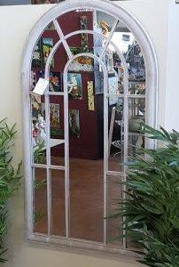 Tracey Garden Mirror