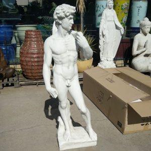 Resin Statue of David
